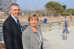 New Pretoria Campus Under Construction